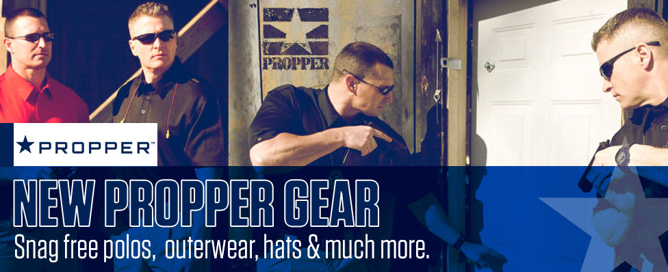 All new Propper Gear